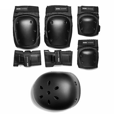 SWEGWAY HOVERBOARD 7PCS  Protective Gear Safety Helmet Children Knee Elbow Pad Set - TheSwegWay-UK