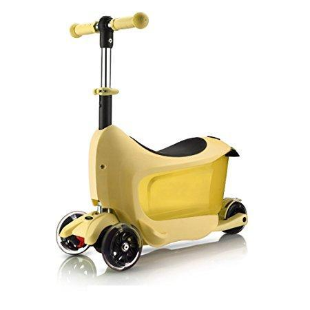 Dodopony Micro mini 2 go  3 IN 1 Scooter & Ride-On Balance Trike - TheSwegWay-UK