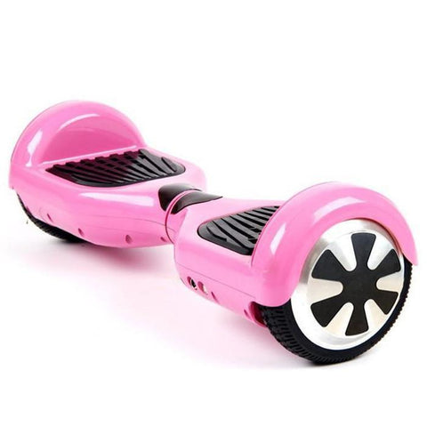 PINK CLASSIC 6.5   SWEGWAY HOVERBOARD UK EDITION   Segwayfun