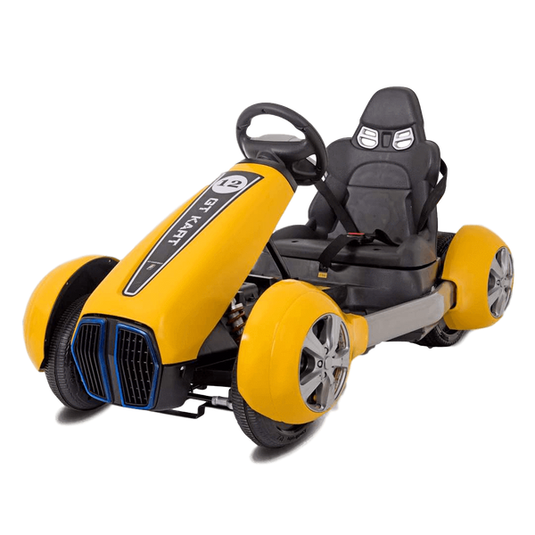 SPEED RACER Kids Electric Go kart Racing Ride On Toy Car - Segwayfun
