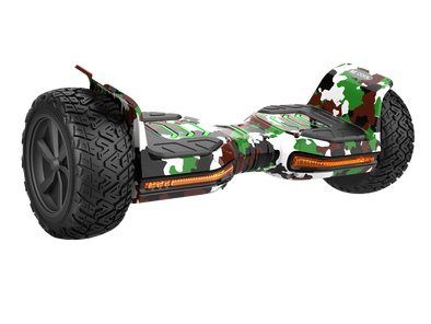 Camo All Terrain Hummer HoverBoard - TheSwegWay-UK