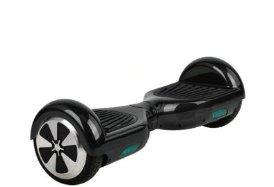 BLACK CLASSIC 6.5 HOVERBOARD WITH BLUETOOTH SPEAKER - POWERED BY SAMSUNG-TheSwegWay-UK