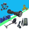 6.5 App Enabled Disco Hoverboard Led + Hoverkart Bundle - 30% sale Offer - TheSwegWay-UK