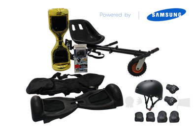 EXCLUSIVE    Gold classic Hoverkart   Xtreme  Bundle ( GoPro  HD Camera Included)   Segwayfun