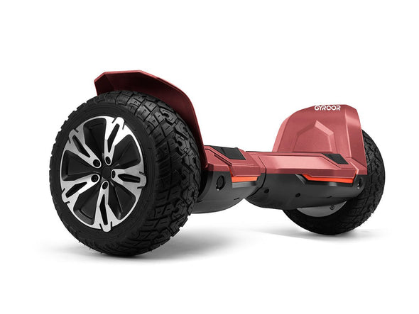 RED WARRIOR, THE STRONGEST HUMMER HOVERBOARD IN THE WORLD WITH METAL CASE, ALL TERRAIN OFF ROAD HOVERBOARD WITH APP