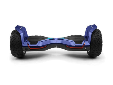 BLUE G2 WARRIOR, THE STRONGEST HUMMER HOVERBOARD IN THE WORLD WITH METAL CASE, ALL TERRAIN OFF ROAD HOVERBOARD WITH APP - TheSwegWay-UK