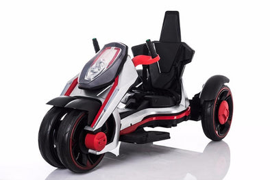 GT Kids Electric Motorcycle Racing Ride On Toy Car-TheSwegWay-UK