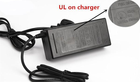 UL Replacement Charger for Swegway Hoverboard - TheSwegWay-UK