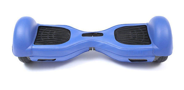 BLUE SWEGWAY HOVERBOARD 6.5 LEATHER PROTECTIVE CASE UK EDITION   Segwayfun