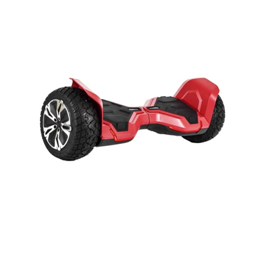 RED WARRIOR, THE STRONGEST HUMMER HOVERBOARD IN THE WORLD WITH METAL CASE, ALL TERRAIN OFF ROAD HOVERBOARD WITH APP-TheSwegWay-UK