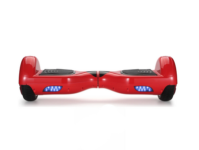 Special Classic 6.5 Inch Red Segway Hoverboard + Bluetooth Speaker  - Black Friday sale - TheSwegWay-UK