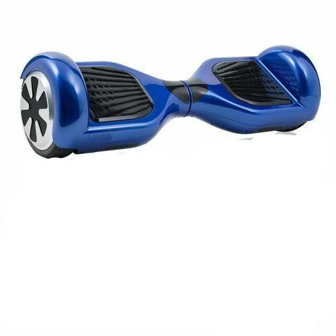 "6.5"" Blue Bluetooth Classic UL Certified Self Balancing Hoverboard Segway - TheSwegWay-UK"