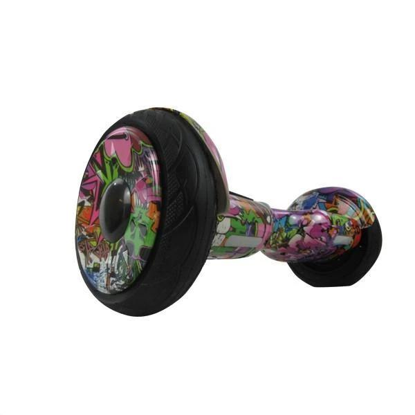 2017 10 Inch Hiphop App Controlled Hoverboard Segway for Sale in UK with UL Certification + Fidget Spinner in 20% Offer - Segwayfun