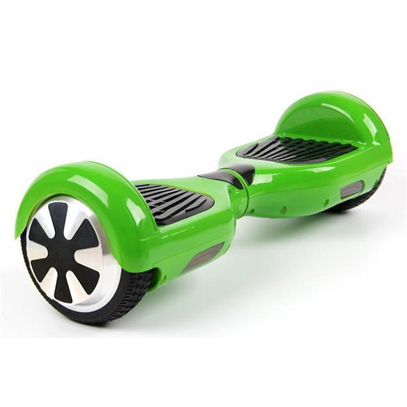 Green Classic Segway Hoverboard 6.5 Inch for Sale with Samsung Battery, UL Certified UK Charger + Bag - TheSwegWay-UK