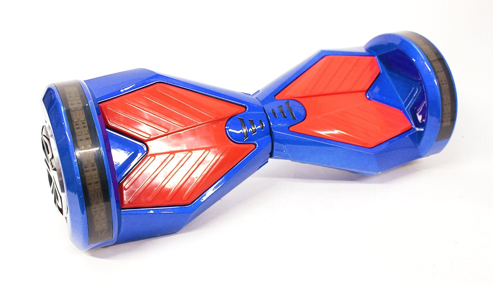The Swegway Blue 8 Inch Hoverboard Segway Balance Board With