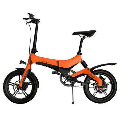 Onebot Sport S6 pedal assist Pedelec folding electric bike - CHEAPER THAN GOCYCLE G3-TheSwegWay-UK