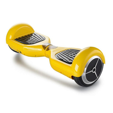 YELLOW CLASSIC 6.5inch HOVERBOARD - TheSwegWay-UK