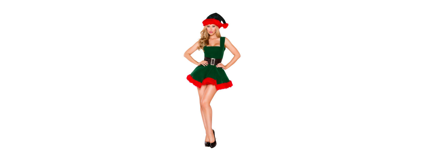 Naughty Elf Costume