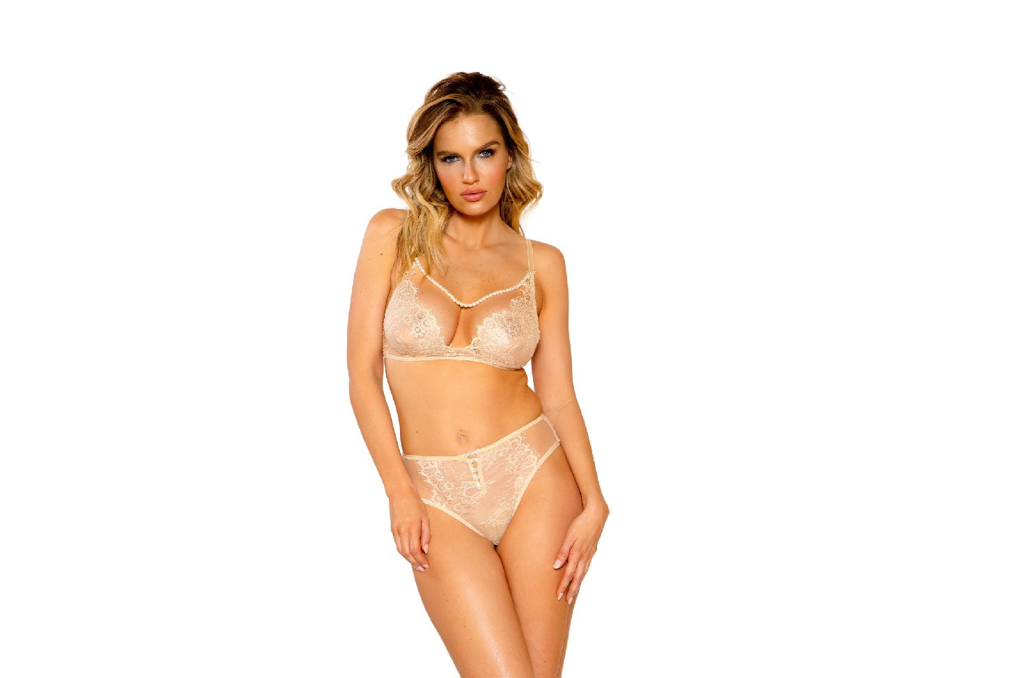 2-piece elegant bra set