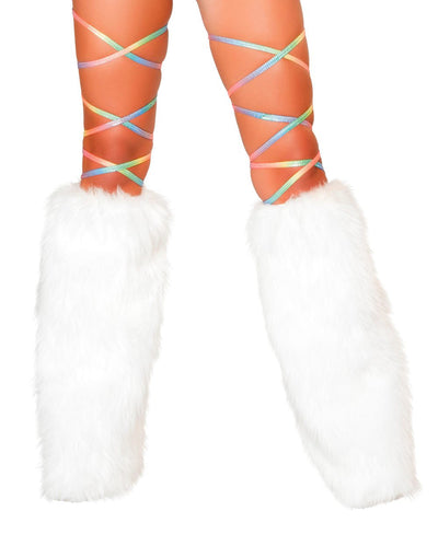 "Buy 100"" Printed Thigh Wraps from Rave Fix for $7.99 with Same Day Shipping Designed by Roma Costume 3020-BL-O/S"