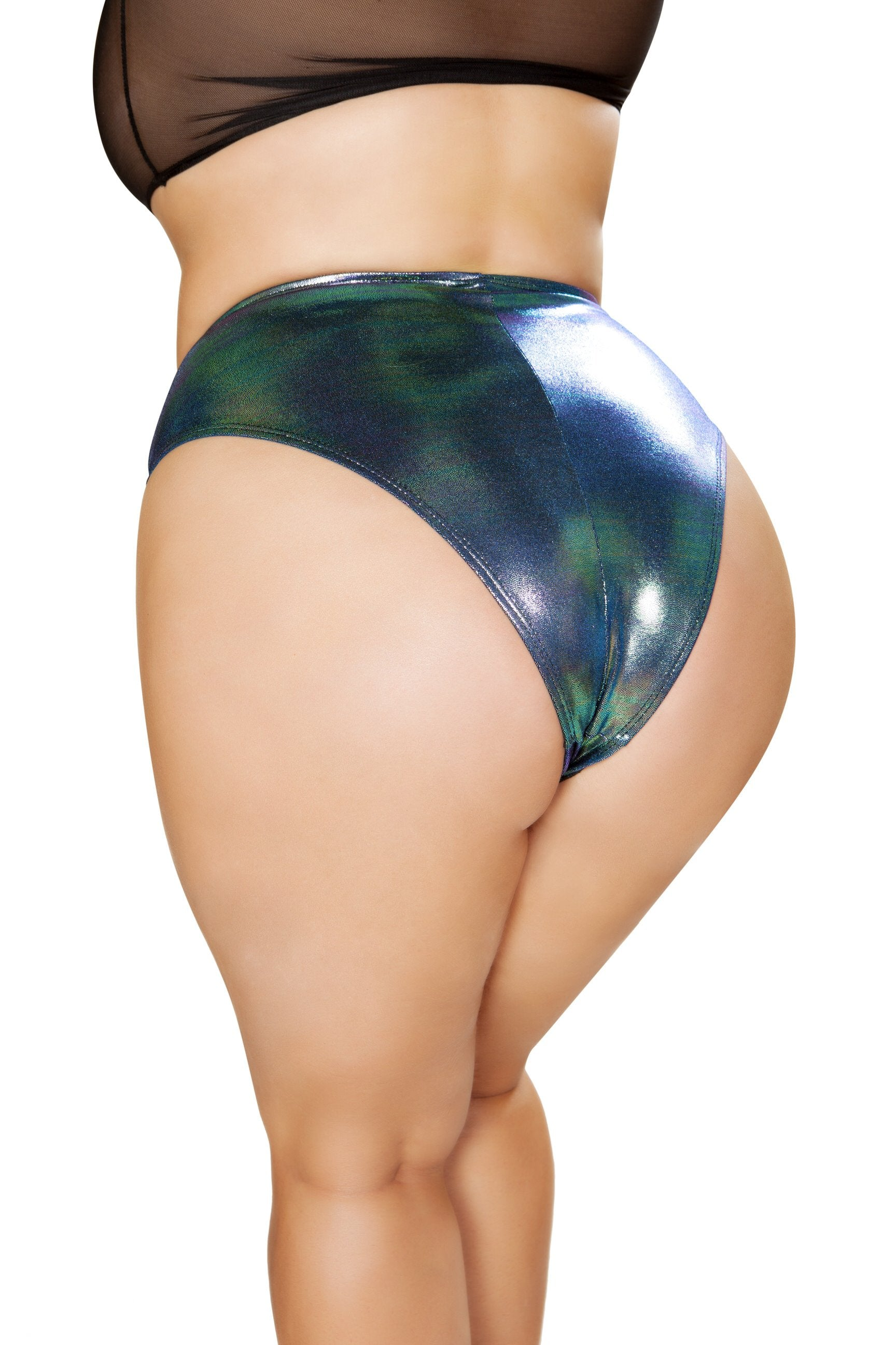 b1552dd4ae Buy 1pc High-Waisted Shorts with Zipper Front Closure from Rave Fix for  $18.75 with