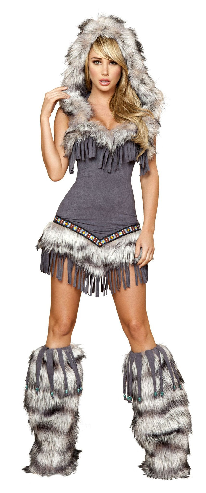 Buy 4427 - Native American Temptress from Rave Fix for $74.25 with Same Day Shipping Designed by Roma Costume 4427-AS-S