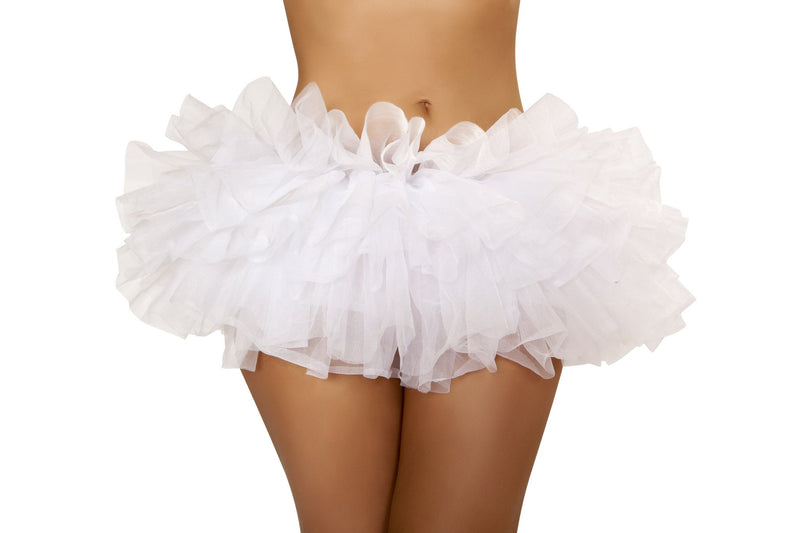 Fluffy Mini Petticoat