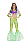 2pc Poseidon's Daughter Mermaid Costume