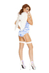 Buy 1pc Cloud 9 Angel Costume from Rave Fix for $19.99 with Same Day Shipping Designed by Roma Costume 4744-AS-S