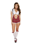 Buy 4755 - 2pc Teachers Pet from Rave Fix for $37.50 with Same Day Shipping Designed by Roma Costume 4755-AS-S