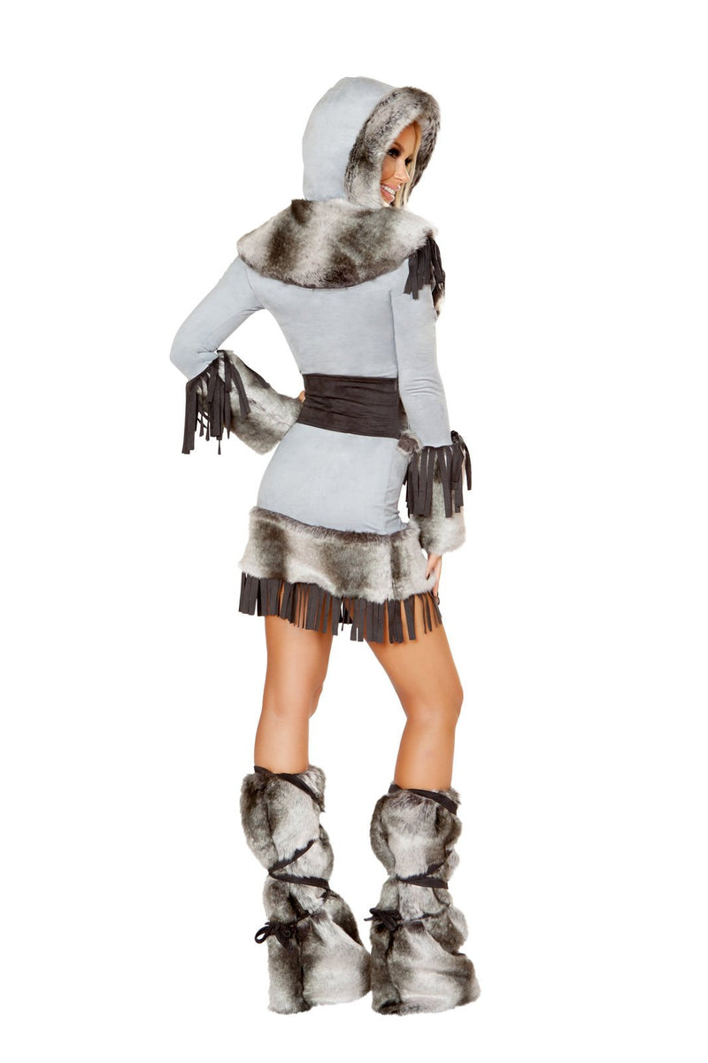 Buy 4809 - 3pc Eskimo Cutie from Rave Fix for $89.25 with Same Day Shipping Designed by Roma Costume 4809-AS-S