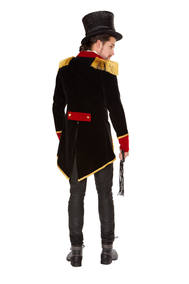 4820 - Roma Costume 3pc Men's Ringmaster