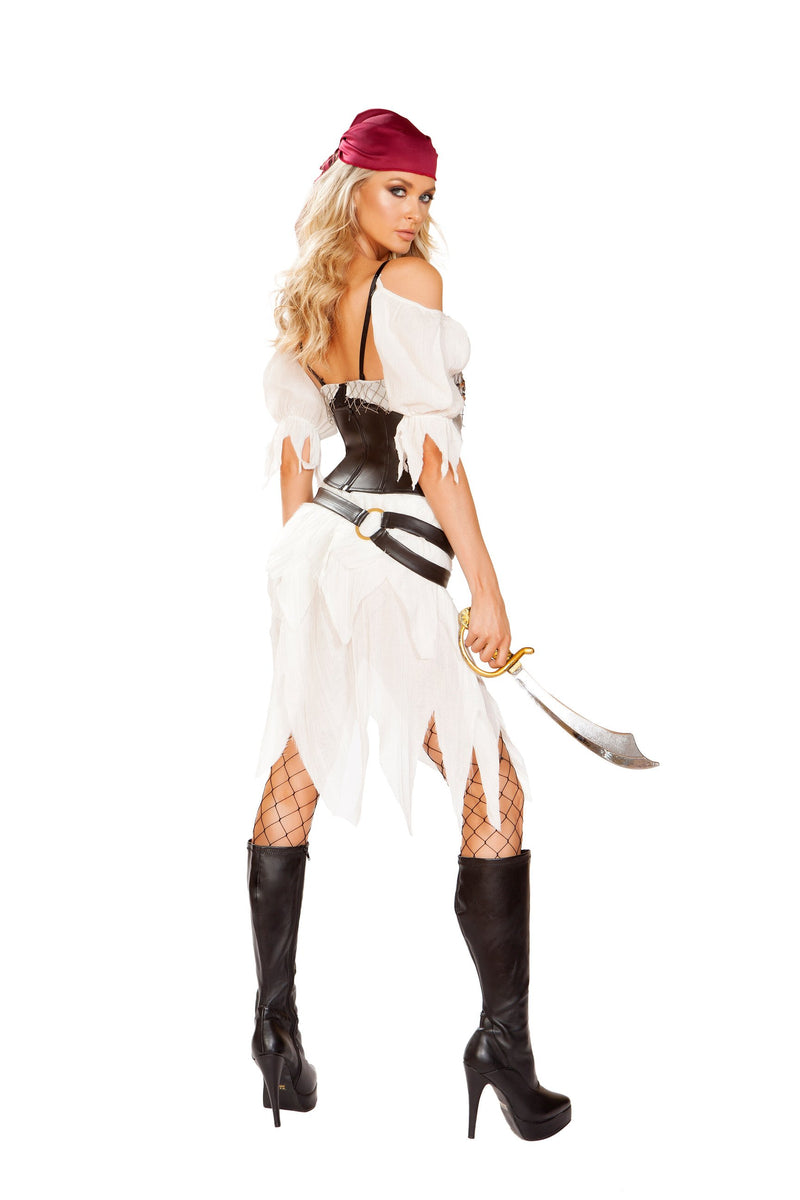 Buy 6pc Pirate Thief from Rave Fix for $69.99 with Same Day Shipping Designed by Roma Costume 4920-AS-S