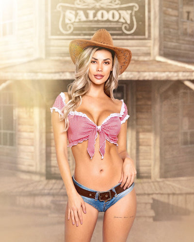 3pc Cowgirl Hottie