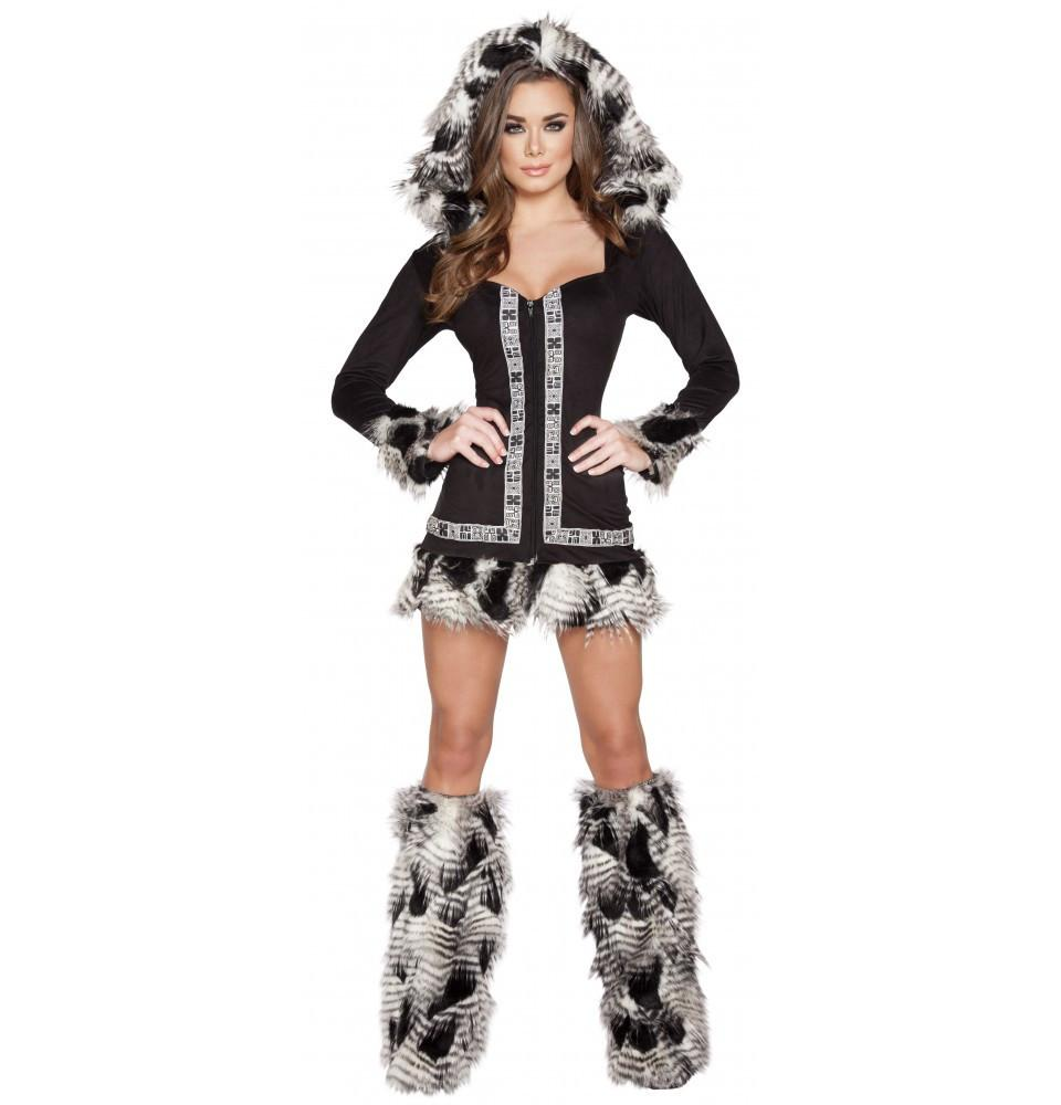Buy 4581 - 1pc Naughty Native Babe from Rave Fix for $74.25 with Same Day Shipping Designed by Roma Costume, Inc. 4581-AS-S