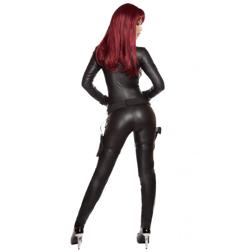 Buy 2pc Alluring Assassin Costume from Rave Fix for $78.99 with Same Day Shipping Designed by Roma Costume, Inc. 4594-AS-S