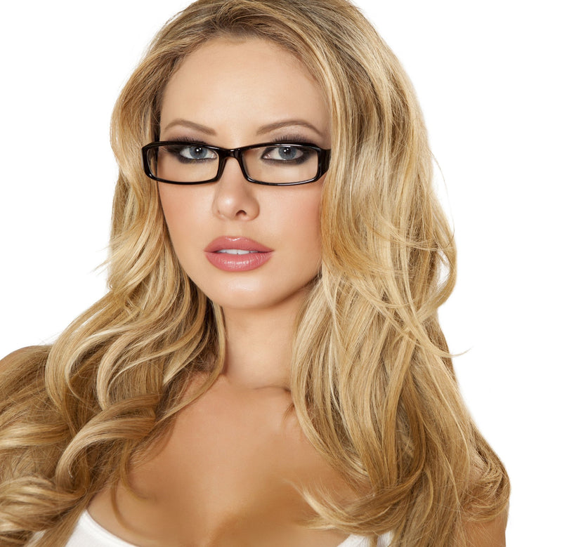 Buy G103 Secretary Glasses from Rave Fix for $3.75 with Same Day Shipping Designed by Roma Costume G103-AS-O/S
