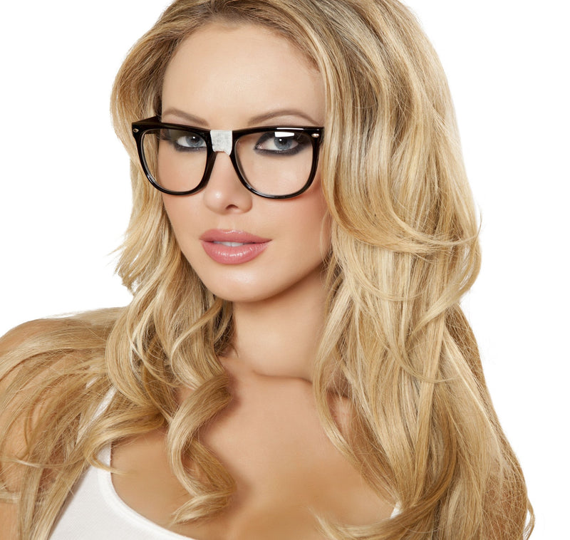 Buy Nerd Glasses from Rave Fix for $3.75 with Same Day Shipping Designed by Roma Costume G104-AS-O/S