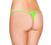 Buy Micro Bikini Bottom from Rave Fix for $10.00 with Same Day Shipping Designed by Roma Costume Micro-Lime-O/S