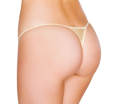 Buy Micro Bikini Bottom from Rave Fix for $10.00 with Same Day Shipping Designed by Roma Costume Micro-Nude-O/S