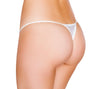 Buy Micro Bikini Bottom from Rave Fix for $10.00 with Same Day Shipping Designed by Roma Costume Micro-Wht-O/S