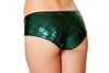 Buy SH3263 - Mermaid Shorts from Rave Fix for $16.00 with Same Day Shipping Designed by Roma Costume SH3263-HG-O/S