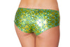 Buy SH3263 - Mermaid Shorts from Rave Fix for $16.00 with Same Day Shipping Designed by Roma Costume SH3263-Blk-O/S