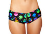 Buy SH3334 - Printed Shorts from Rave Fix for $19.00 with Same Day Shipping Designed by Roma Costume SH3334-LM-O/S