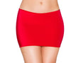 "Buy Lycra 10.5"" Mini Skirt from Rave Fix for $8.25 with Same Day Shipping Designed by Roma Costume SK105-Red-O/S"