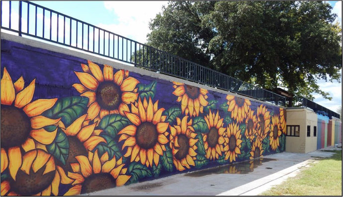 Lutheran Sunset Ministries Mural Collaboration