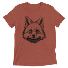 Foxy Short Sleeve T-shirt - Megan C. Morris Art