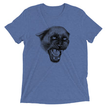 Panther Short Sleeve T-shirt - Megan C. Morris Art