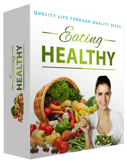 Eating Healthy -  PDF DOWNLOADABLE