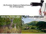 Ultra Premium Phone HD Zoom Lens 18x